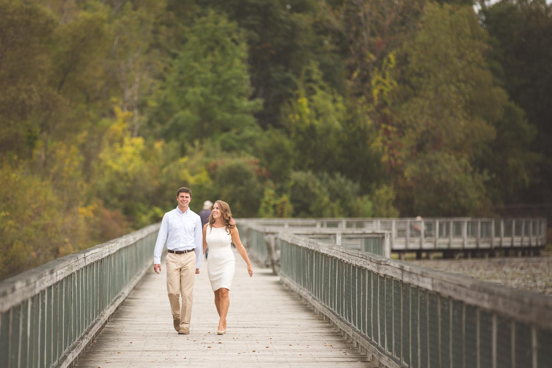 Engagement-Milford-Kensington-Metropark-Nature-Center-Walking