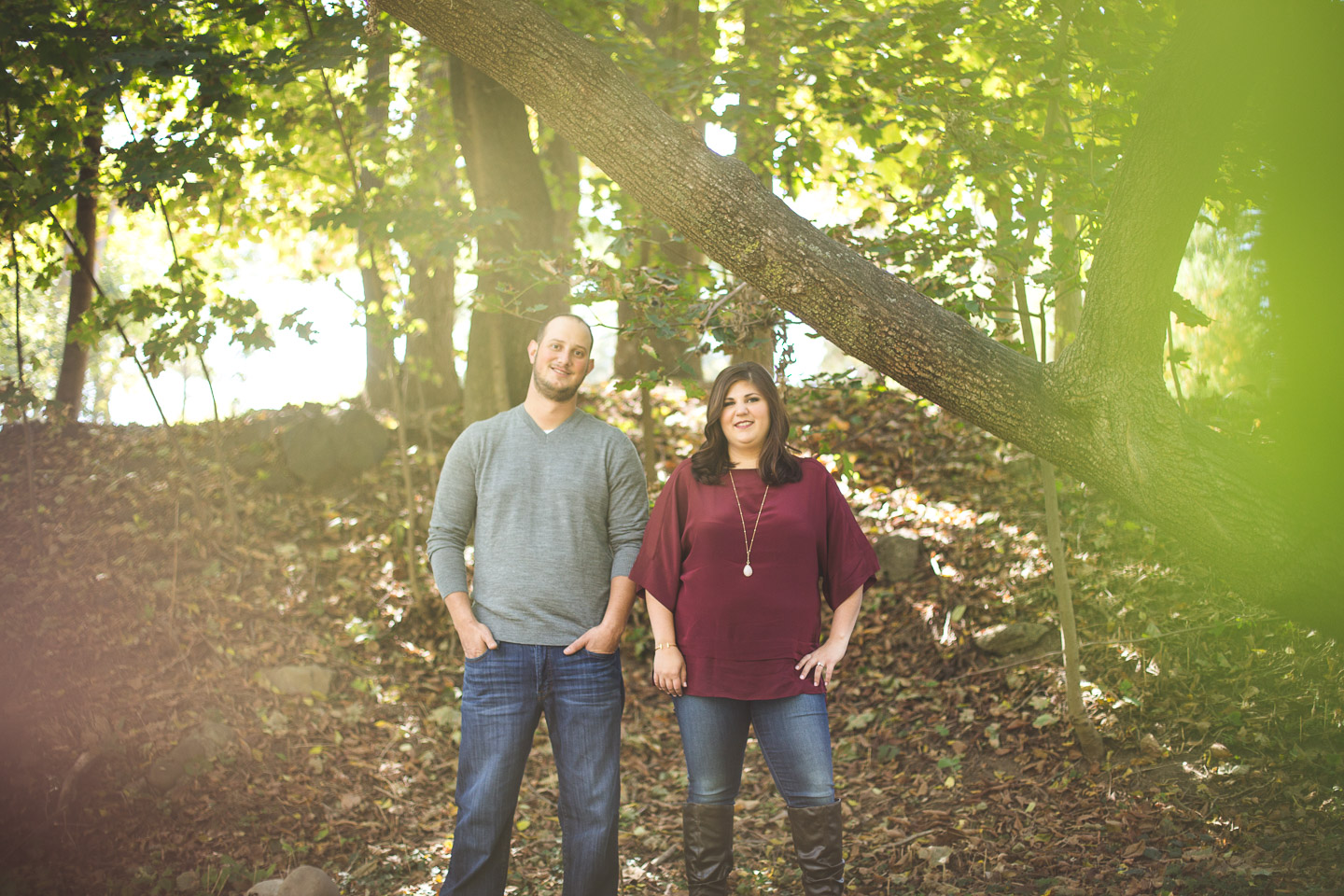 Engagement-Northville-Mill-Race-Village-David-Danielle-Slanted-Tree