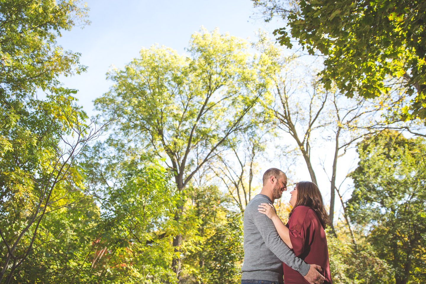 Engagement-Northville-Mill-Race-Village-David-Danielle-Wide-Trees