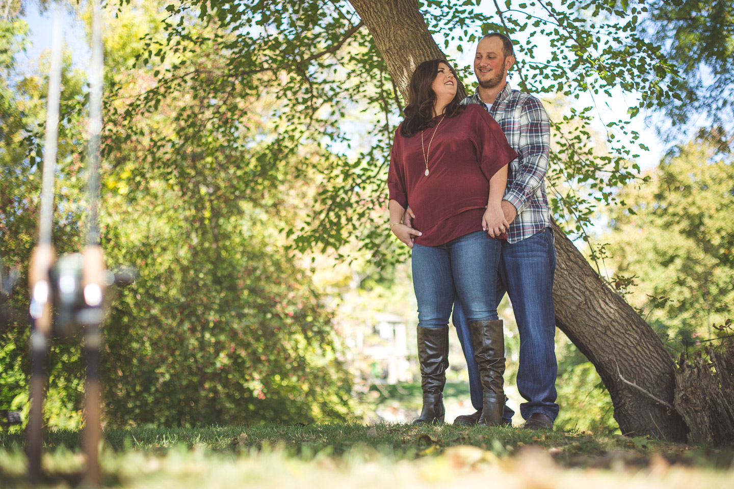 Engagement-Northville-Mill-Race-Village-David-Danielle-Fishing-Rods