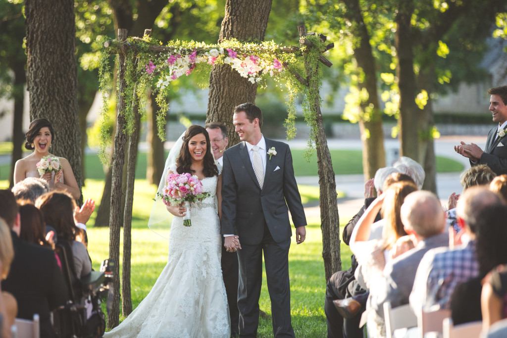 Edmond sun wedding