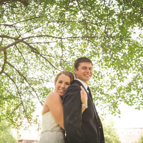 Dearborn-Wedding-The-Dearborn-Inn-Bride-Hug-Groom