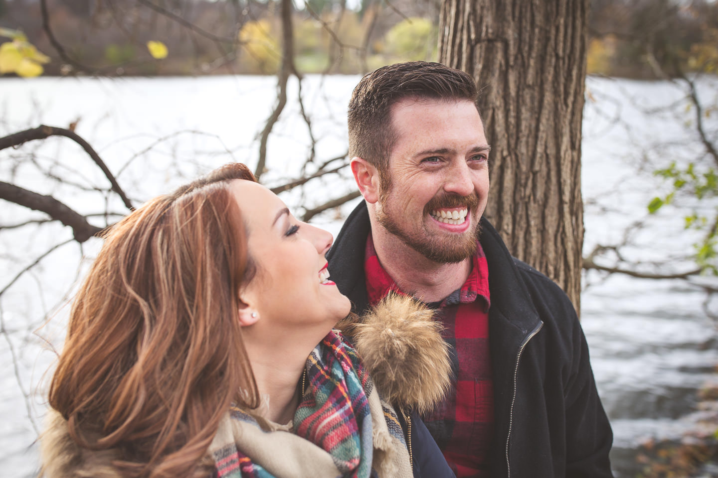 Cranbrook-Engagement-Photos-Lake-Laugh